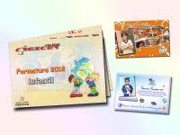 Convite para Formatura Infantil em BH - RS EVentos
