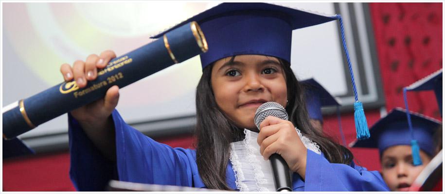 Fotografia e Filmagem de Formatura Infantil em BH